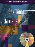 Collection Mini Series: Sax Tenor Et Clarinette Bb Sheet Music