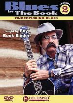 Blues By The Book Lesson 2: Fingerpicking Blues Sheet Music