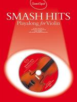 Guest Spot: Smash Hits Playalong For Violin (2004 Edition) Sheet Music
