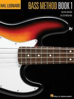 Hal Leonard Bass Method: Book 1 (Second Edition) Sheet Music