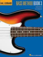 Hal Leonard Bass Method: Book 3 (Second Edition) Sheet Music
