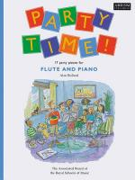 Party Time! 17 Party Pieces For Flute And Piano Sheet Music