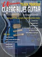 Ultimate Teach Yourself Blues Guitar (Book And CD) Sheet Music
