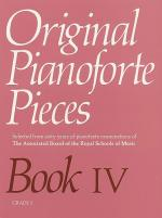 Original Pianoforte Pieces Book IV Grade 5 Sheet Music