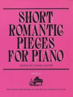 Short Romantic Pieces For Piano Book 4 Sheet Music