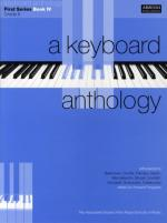 A Keyboard Anthology: First Series Book IV Grade 6 Sheet Music