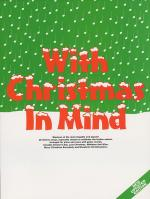 With Christmas In Mind Sheet Music