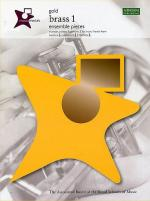 ABRSM Music Medals: Brass 1 Ensemble Pieces - Gold Sheet Music