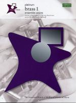 ABRSM Music Medals: Brass 1 Ensemble Pieces - Platinum Sheet Music
