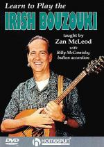 Learn To Play The Irish Bouzouki DVD Sheet Music
