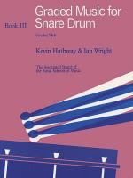 Graded Music For Snare Drum - Book 3 Grades 5-6 Sheet Music