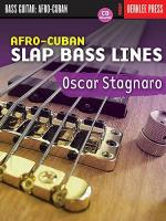 Afro-Cuban Slap Bass Lines Sheet Music