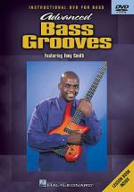 Advanced Bass Grooves (DVD) Sheet Music