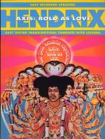 The Jimi Hendrix Experience: Axis: Bold As Love (Easy Guitar Recorded Versions) Sheet Music