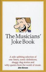 Jim Green: The Musicians' Joke Book Sheet Music