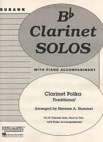 Clarinet Polka - Solo, Duet Or Trio With Piano Sheet Music
