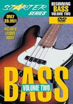 Starter Series: Beginning Bass Volume Two (DVD) Sheet Music