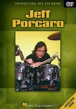 Jeff Porcaro Drums DVD Sheet Music