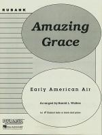 Amazing Grace - B Flat Clarinet Sheet Music