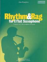 Rhythm And Rag For E Flat Saxophone Sheet Music