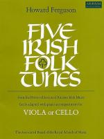 Five Irish Folk Tunes Sheet Music
