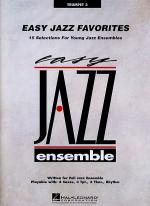 Easy Jazz Favorites - Trumpet 3 Sheet Music