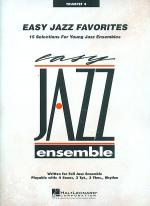 Easy Jazz Favorites - Trumpet 4 Sheet Music