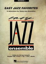 Easy Jazz Favorites - Trombone 1 Sheet Music