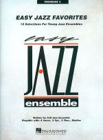 Easy Jazz Favorites - Trombone 2 Sheet Music