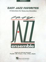 Easy Jazz Favorites - Trombone 3 Sheet Music