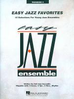 Easy Jazz Favorites - Trombone 4 Sheet Music