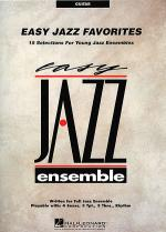 Easy Jazz Favorites - Guitar Sheet Music