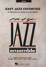 Easy Jazz Favorites - Drums Sheet Music