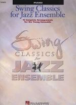 Swing Classics for Jazz Ensemble - Piano Sheet Music