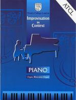 Trinity College London: Improvisation In Context (Piano) Sheet Music
