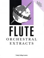 Woodwind World: Flute Orchestral Extracts Sheet Music