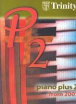 Trinity College London: Piano Plus 2 From 2001 Sheet Music