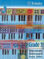 Trinity College London: Electronic Keyboard Grade 3 2003-2010 Sheet Music