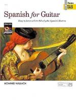 Spanish For Guitar Sheet Music