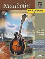 Jim Dalton: Mandolin For Beginners Book And CD Sheet Music