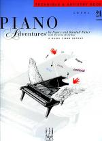 Piano Adventures Level 2A - Technique & Artistry Book Sheet Music