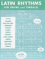 Latin Rhythms For Drums And Timbales Sheet Music