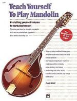 Teach Yourself To Play Mandolin Sheet Music