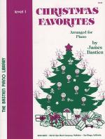Christmas Favourites Level 1 Sheet Music