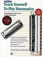 Teach Yourself To Play Harmonica (Enhanced CD Edition) Sheet Music
