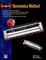Basix Harmonica Method (Book/CD) Sheet Music