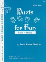 Duets For Fun Book 1 Sheet Music