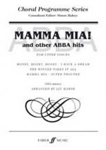 Mamma Mia! And Other ABBA Hits (SSA/Piano) Sheet Music