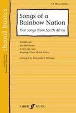 Songs Of A Rainbow Nation Sheet Music