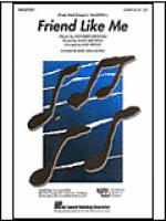 Friend Like Me Sheet Music